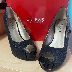 Brand new Guess high heels.